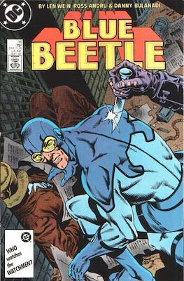 Blue Beetle Vol. 1 #16