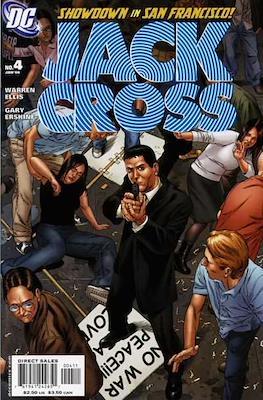 Jack Cross (Comic-book) #4