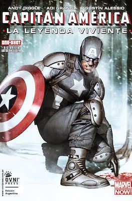 Capitán América: La Leyenda Viviente
