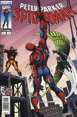 Peter Parker Spiderman (2004-2005) (Grapa 72 pp) #2