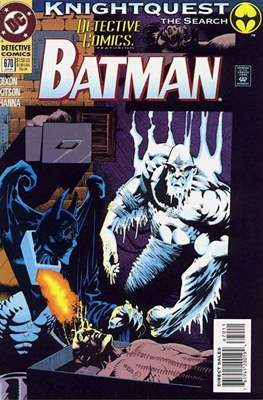 Detective Comics Vol. 1 (1937-2011; 2016-) (Comic Book) #670