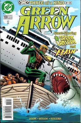Green Arrow Vol. 2 (Comic-book.) #130
