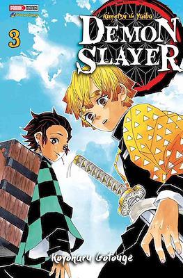 Demon Slayer: Kimetsu no Yaiba (Rústica con sobrecubierta) #3