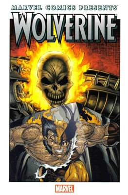 Marvel Comics Presents: Wolverine (Softcover) #4