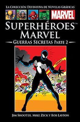 La Colección Definitiva de Novelas Gráficas Marvel (Cartoné) #7