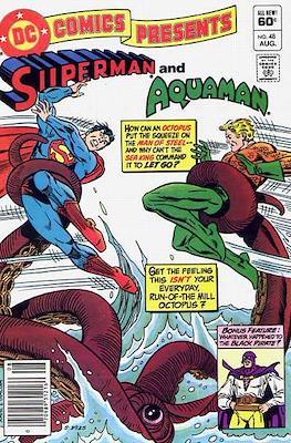 DC Comics Presents: Superman (Grapa) #48