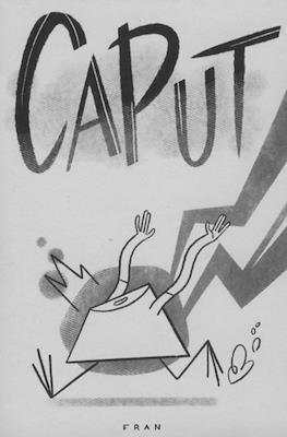 Caput (Grapa 24 pp) #