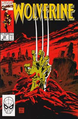 Wolverine (1988-2003) (Comic Book) #33