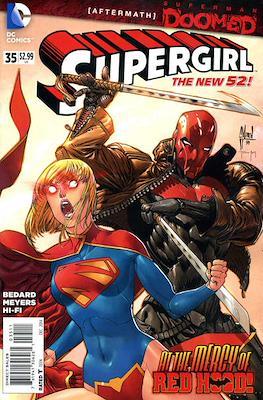 Supergirl Vol. 6 (2011-2015) (Comic Book) #35