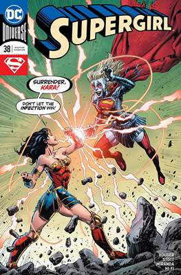 Supergirl Vol. 7 (2016-) (Comic Book) #38