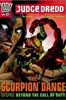 Judge Dredd: The Scorpion Dance