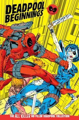 The All Killer, No Filler Deadpool Collection