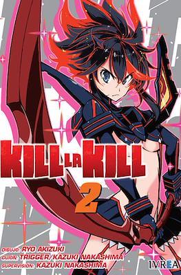 Kill la Kill (Rústica con sobrecubierta) #2