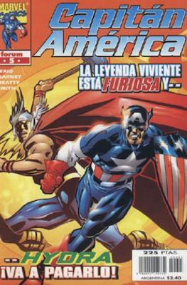 Capitán América Vol. 4 (1998-2000) #5