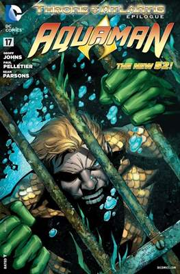 Aquaman Vol. 7 (2011-2016) (Digital) #17