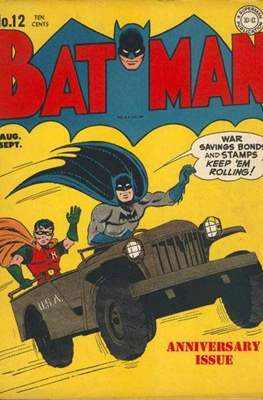 Batman Vol. 1 (1940-2011) (Comic Book) #12