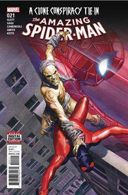 The Amazing Spider-Man Vol. 4 (2015-2018) (Comic-book) #21