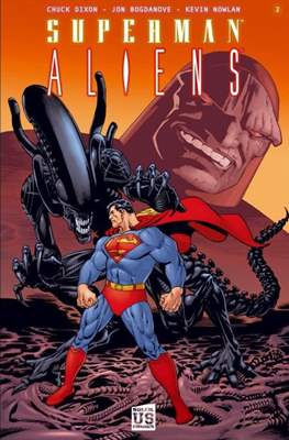 Superman / Aliens (Cartonné) #2