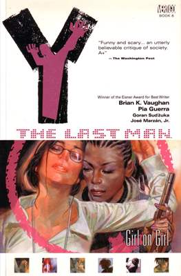 Y: The Last Man (Softcover 128-144-168 pp) #6