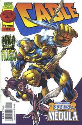 Cable Vol. 2 (1996-2000) (Grapa 24 pp) #22
