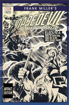 Frank Miller's Daredevil Artifact Edition