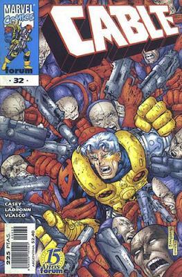 Cable Vol. 2 (1996-2000) (Grapa 24 pp) #32