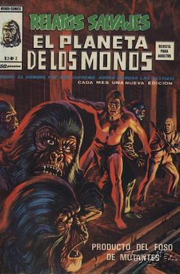 El planeta de los monos Vol. 1 #2