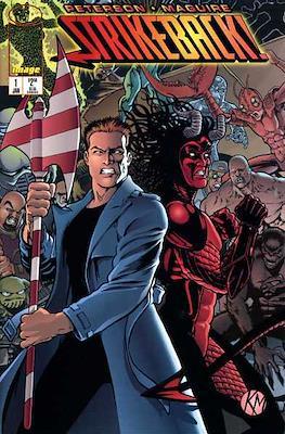 Strikeback! (Comic-book) #1
