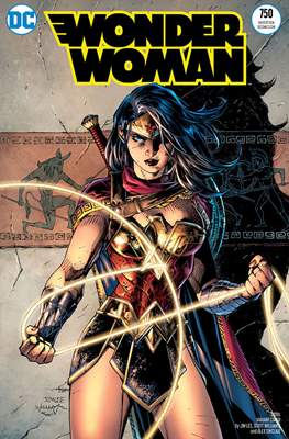 Wonder Woman Vol. 5 (2016- Variant Cover) (Comic Book) #750.7