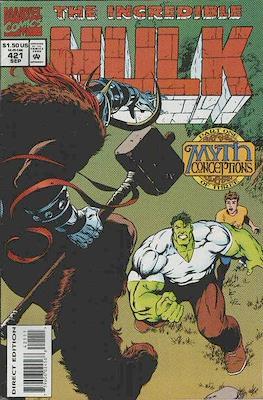 The Incredible Hulk Vol.1 (Saddle-stitched. 1962-1999) #421