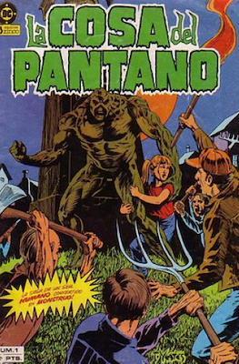 La Cosa del Pantano (1984-1985) (Grapa, 36 páginas) #1