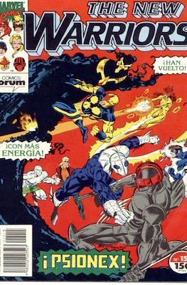 The New Warriors vol. 1 (1991-1995) (Grapa. 17x26. 24 páginas. Color. (1991-1995).) #15