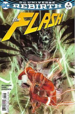 The Flash Vol. 5 (2016-2020) #4