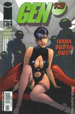 Gen 13 (1997-2002 Variant Cover) (Comic Book) #36