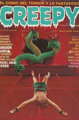 Creepy (Grapa, 1979) #30