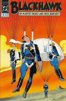 Blackhawk Vol 3: (1989-1990) #8