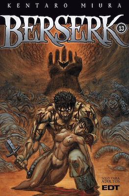 Berserk (Rústica con sobrecubierta) #13