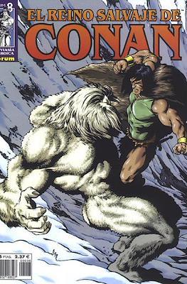 El Reino Salvaje de Conan (Grapa 48-80 pp) #8