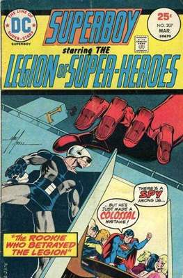 Superboy Vol.1 (1949-1977) #207