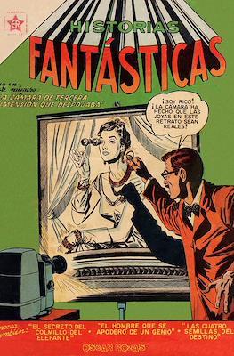 Historias Fantásticas (Grapa) #2