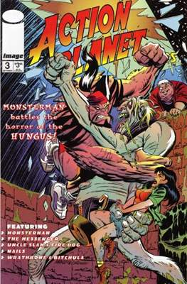 Action Planet Comics #3