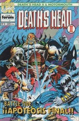 Death's Head II / Motormouth (1993-1994) (Grapa 48 pp) #8