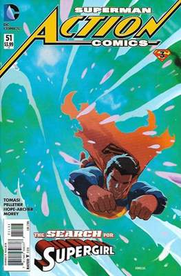 Action Comics Vol. 2 (2011-2016) (Grapa) #51
