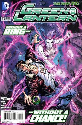 Green Lantern Vol. 5 (2011-2016) (Comic book) #23
