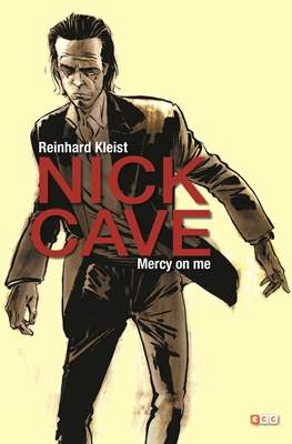 Nick Cave: Mercy on me (Cartoné 328 pp) #