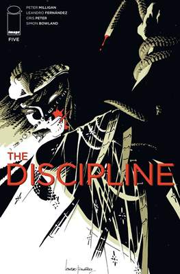 The Discipline (Comic-book) #5