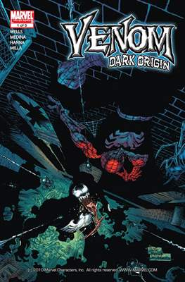Venom: Dark Origin (Comic Book) #1