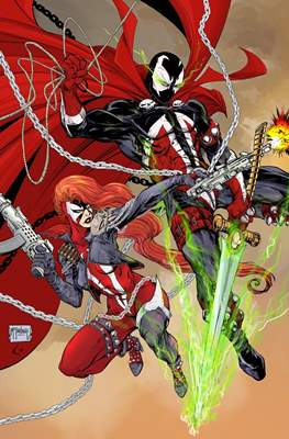 Spawn (Variant Cover) (Comic Book) #302.4