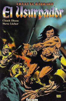Conan el Bárbaro. El Usurpador
