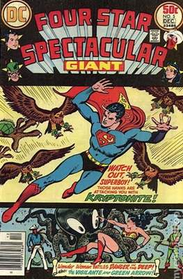 Four Star Spectacular (Comic Book 68-52 pp) #5